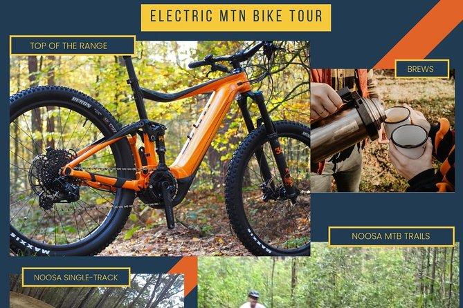 electrified Mountain Biking, National Park Trails, Noosa (Half Day Taster), Noosa y Sunshine Coast, AUSTRALIA