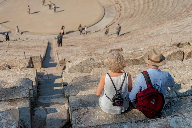 MÁS FOTOS, 4-Day Classic Greece Private Tour: Epidaurus, Mycenae, Olympia, Delphi, Meteora