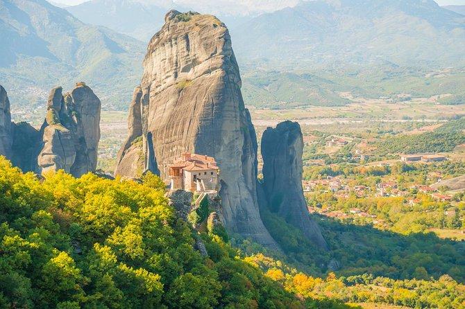 4-Day Classic Greece Private Tour: Epidaurus, Mycenae, Olympia, Delphi, Meteora, Atenas, GRECIA