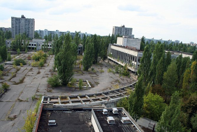 Chernobyl tour and a cool gift for free, Kiev, UCRANIA