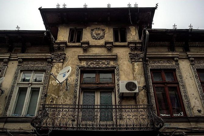Discover the forgotten Jewish neighborhood, Bucharest, ROMANIA