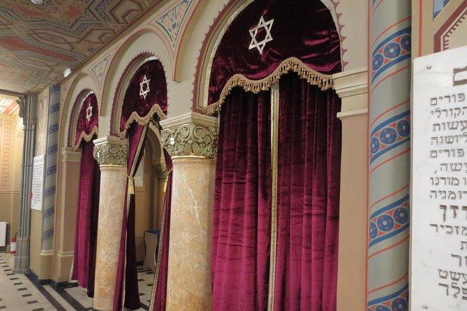 Discover the forgotten Jewish neighborhood, Bucharest, ROMANIA
