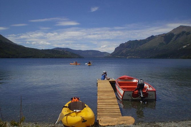 Kayak on Lake Gutierrez from Bariloche, Bariloche, ARGENTINA