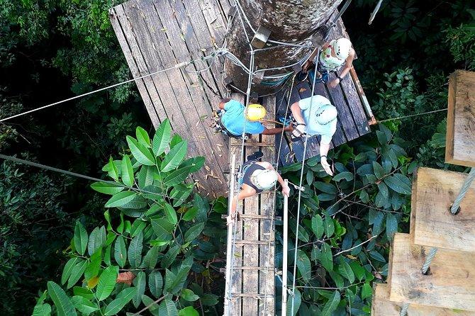 Corcovado Zip Line Tour, Drake Bay, COSTA RICA