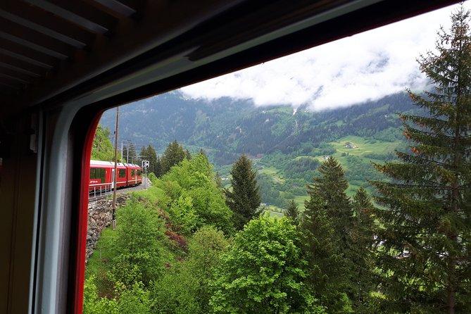 St Moritz and Bernina express. Departure from Milan, Milan, ITALIA