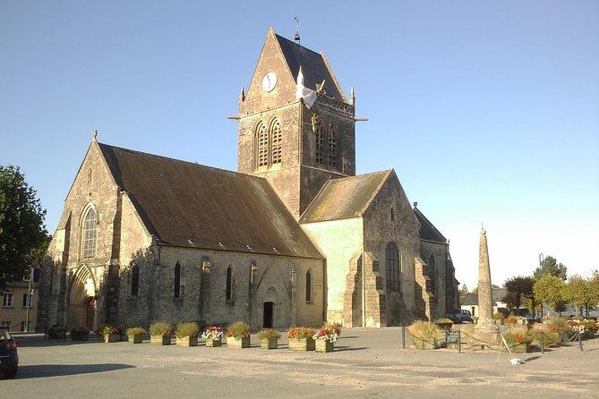 Utah & Omaha Beaches D-Day Group Tour from Bayeux, Bayeux, FRANCIA