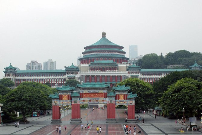 One-Day Tour: Classic Chongqing, Chongqing, CHINA
