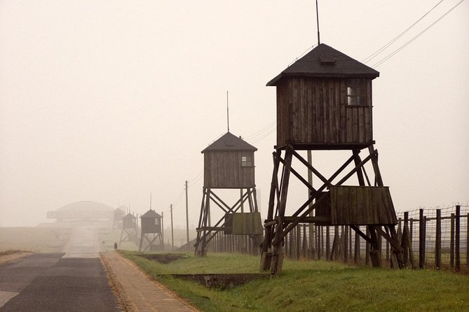 We prepared with high precision and special for you an unique program of tour. During this tour we will deliver you a big portion of knowledge about Majdanek - extermination camp. You will see many interesting exhibitions while walking at this big historical area. Also you can go further to see Lublin, it has one of the nicest Old Town in all Poland. It includes a private transport with pick up and drop off to your hotel, so you don't need to worry about anything. You will be led by licensed guide who has many-years of experience and they are the best in all country! All of it will make this tour very unforgettable.