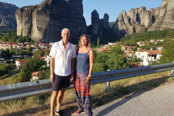 Single day rail trip from Thessaloniki to Meteora, Meteora, GRECIA