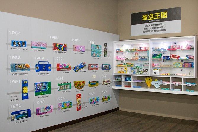 FLOMO Stationery Museum Single Entry Scheme 1, Kaohsiung, TAIWAN