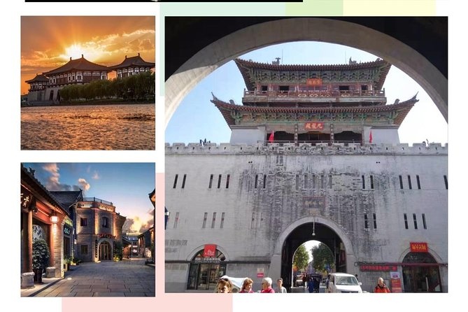 Private vehicle and licensed local tour guide in Luoyang, Luoyang, CHINA