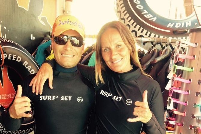 Surf Class with Professional Instructor in Basque Country, Biarritz, FRANCIA