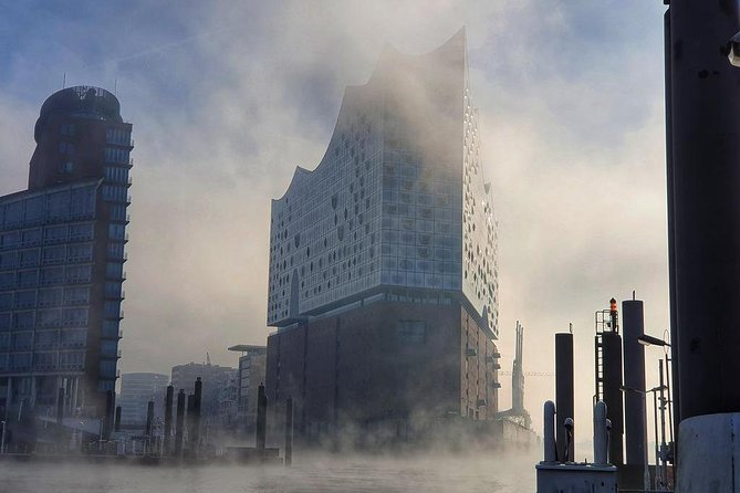 English Elbphilharmonie Plaza Tour (no concerthalls), Hamburgo, Alemanha