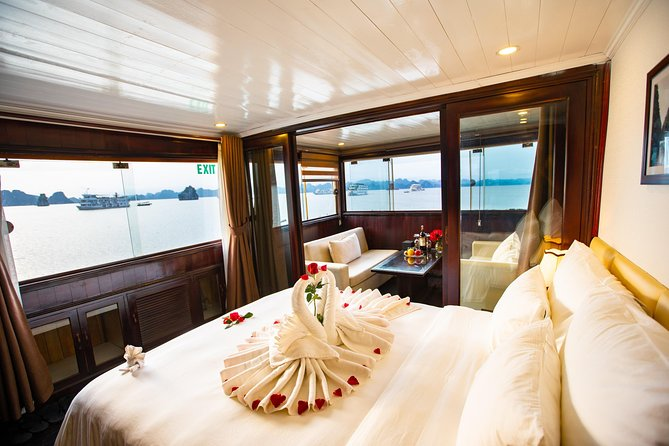 4-Star Paloma Cruise 2 Days-1 Night, Halong Bay, VIETNAM
