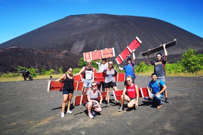 Volcano Boarding Private Tour, Leon, NICARAGUA
