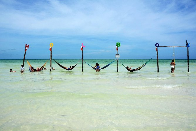 Tour Holbox - Two Island & One Cenote, Isla Holbox, MEXICO
