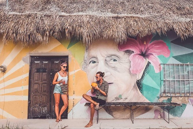 MÁS FOTOS, Holbox Street Art Tour
