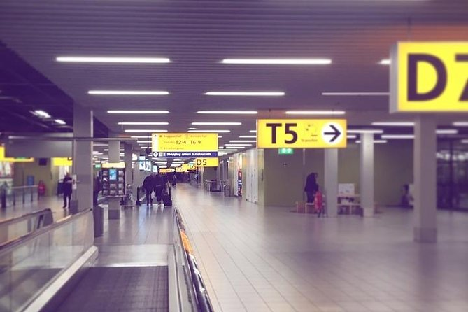 Taxi Transfer from The Hague to Amsterdam Schiphol Airport, La Haya, HOLANDA