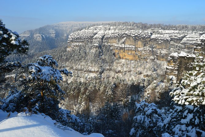Bohemian and Saxon Switzerland National Park Day Trip from Prague - Best Reviews, Praga, REPUBLICA CHECA