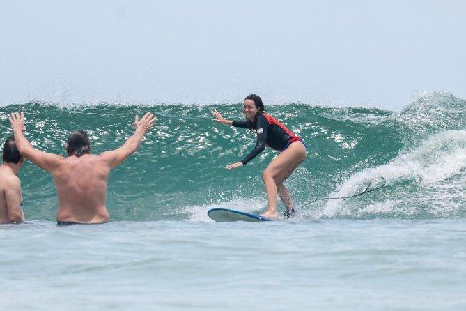 Surfing Coconut Clases de surf y surftrips para todos los niveles en Tamarindo, Tamarindo, COSTA RICA