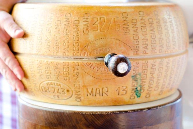 Parmigiano Reggiano, Fresh Pasta and Wine Private Experience around Parma, ,
