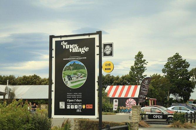 Hop on Hop off Wine Tours Marlborough, Blenheim, NUEVA ZELANDIA