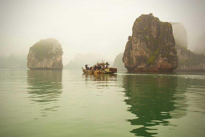 Private Hanoi Shore Excursion including Cyclo Ride and Water Puppet Show, Halong Bay, VIETNAM
