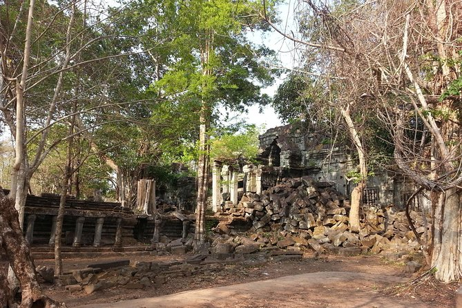 Private One Day Tour To Beng Mealea and Kompong Khleang, Angkor Wat, CAMBOYA