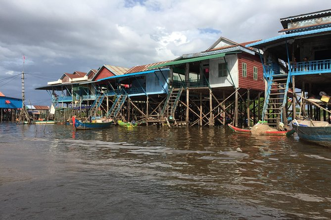 Private One Day Trip to Beng Mealea and Kompong Phluk Floating Village, Angkor Wat, CAMBOYA