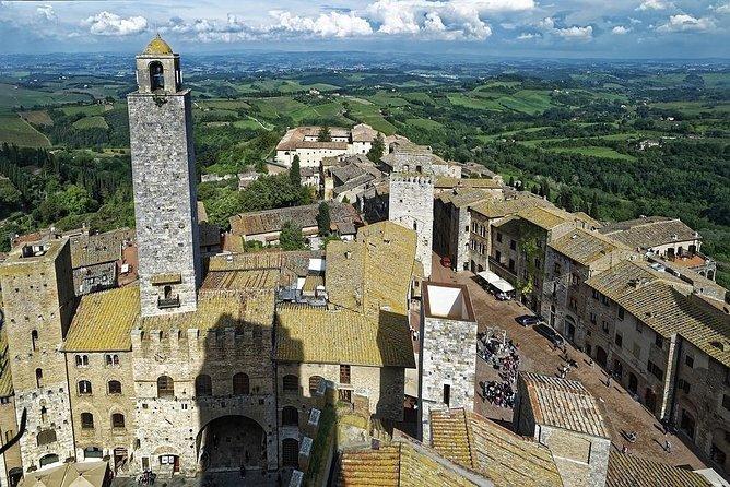 Private Transfer: Ciampino Airport (CIA) to San Gimignano and vice versa, San Gimignano, ITALY