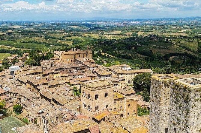Private Transfer: Ciampino Airport (CIA) to San Gimignano or vice versa, San Gimignano, ITALIA