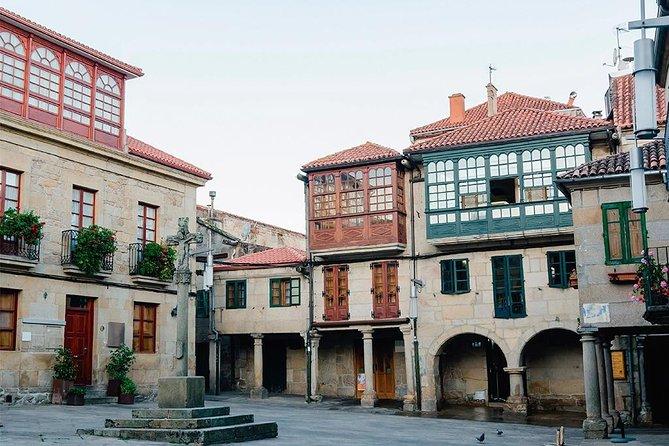 MÁS FOTOS, Squares of Pontevedra: Permanent scenarios of history