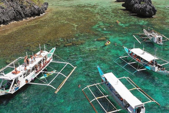 'We offer only the best of the best of the island hopping tours in El Nido. What makes us different? We have professional photographers on board who will capture your best experiences, we do reverse itineraries to avoid the crowd and we can cater to any of your dietary requirements. All to make your island hopping experience, worry free!'