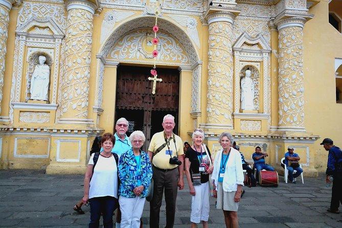 Puerto Quetzal Shore Excursion: Private Antigua Tour 4 MINIMUM, Puerto Quetzal, GUATEMALA
