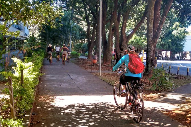 Bike Tour da Unidade Vizinhança e Igrejinha de Fátima, Brasilia, BRAZIL