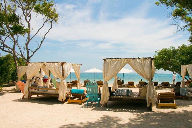 Excursión de un día por Paradise Island, Cartagena de Indias, COLOMBIA