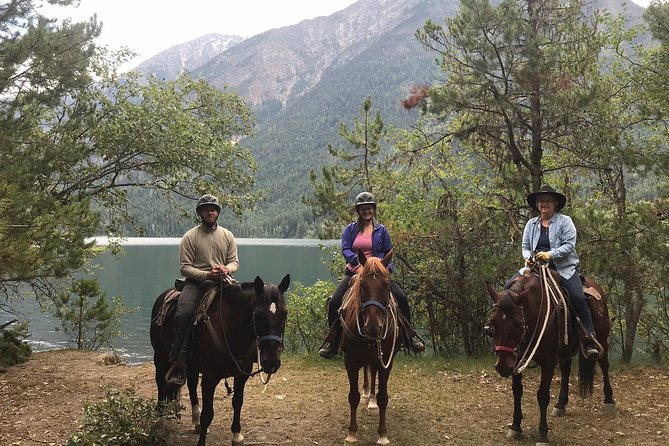 Full Day Guided Horseback Trip, ,