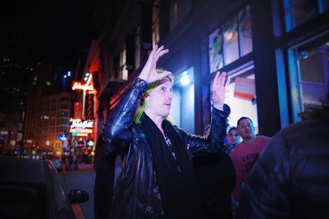 SF assombrada: fantasmas, assassinatos e mistérios, San Francisco, CA, ESTADOS UNIDOS