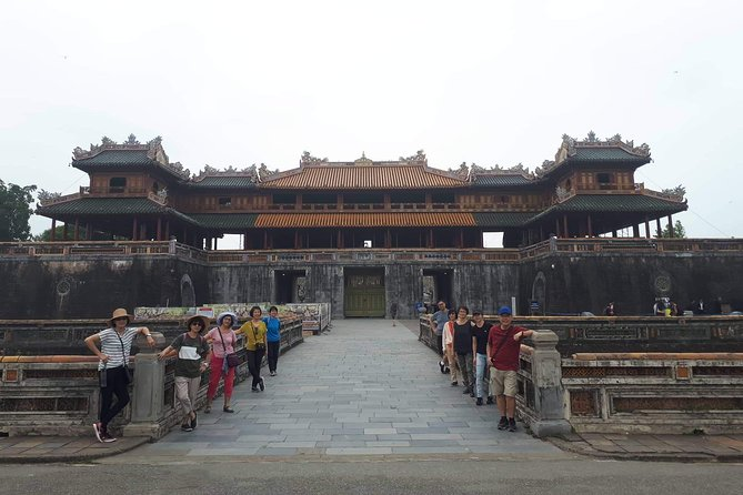Shore Excursions from CHAN MAY port to DISCOVER HUE city tour & Royal Tomb, Hue, VIETNAM