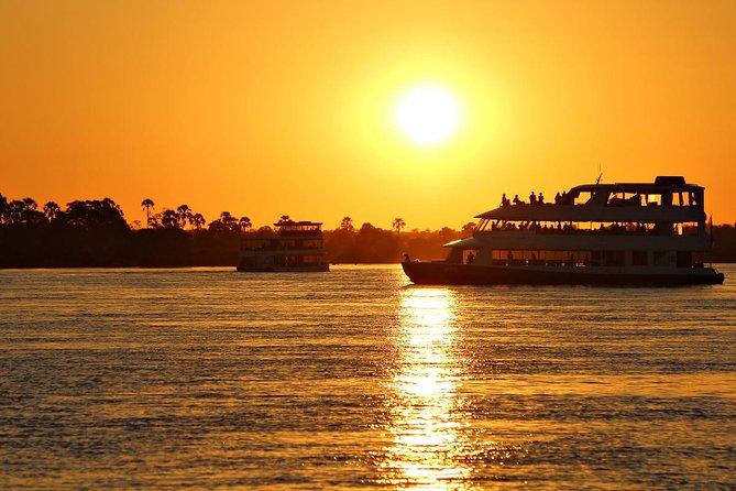 Zambezi River Sunset Cruise, ,