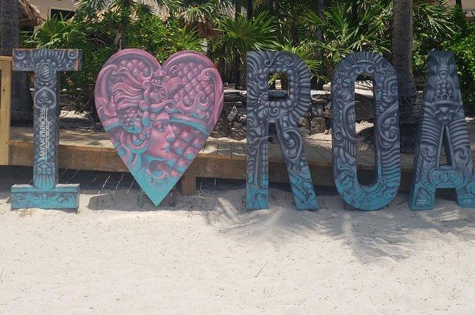 West Bay Beach Day & Snorkeling, Roatan, HONDURAS