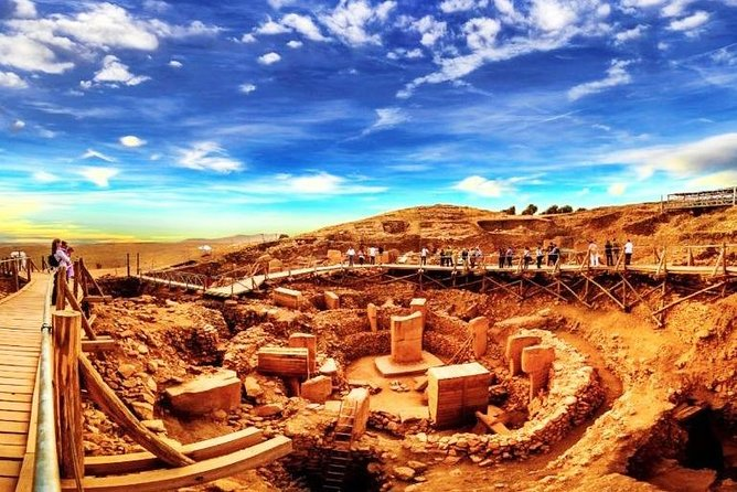 Travel back in time to 10,000 BCE on a private 15 - hour tour to Gobekli Tepe from Istanbul. <br><br>The full-day excursion is perfect for history-buffs and Indiana Jones fans who want to dive deeper into the region's ancient history. <br><br>private ground transportation ensure that your archaeological adventure is comfortable and stress-free. <br><br>Your guide also takes you to the Sanliurga Archeological and Mosaic Museum, Pools of Abraham, and local market. <br><br>Get the personalized experience of a private tour Travel efficiently in all-inclusive land transportation.<br>