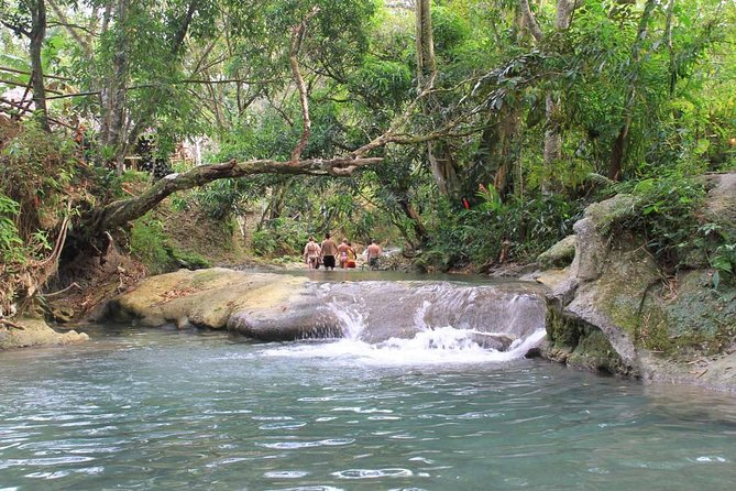 Mayfield Falls River Walk Tour from Negril, Negril, JAMAICA