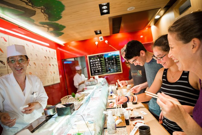 Toyosu new market and Tsukiji market Food Tour, Tóquio, JAPÃO