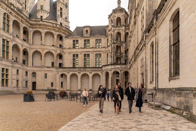Excursión de un día al Valle del Loira con cata de vinos y los castillos de Chambord y Chenonceau, Paris, FRANCIA