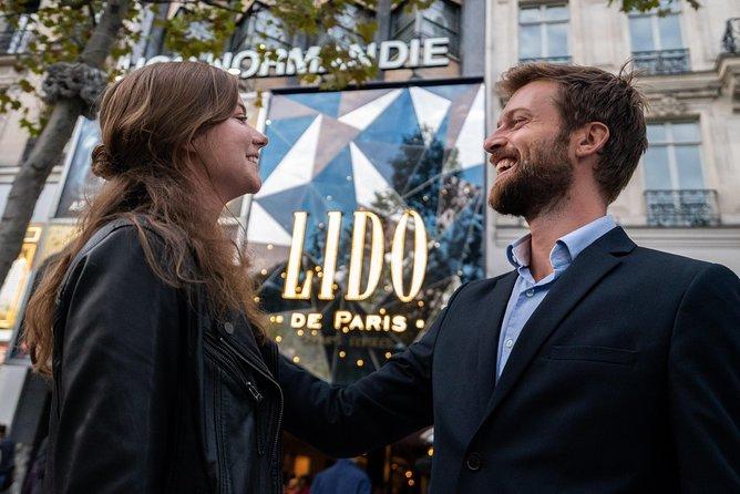 Jantar com show no Lido de Paris com champanhe opcional e traslado do hotel, Paris, França