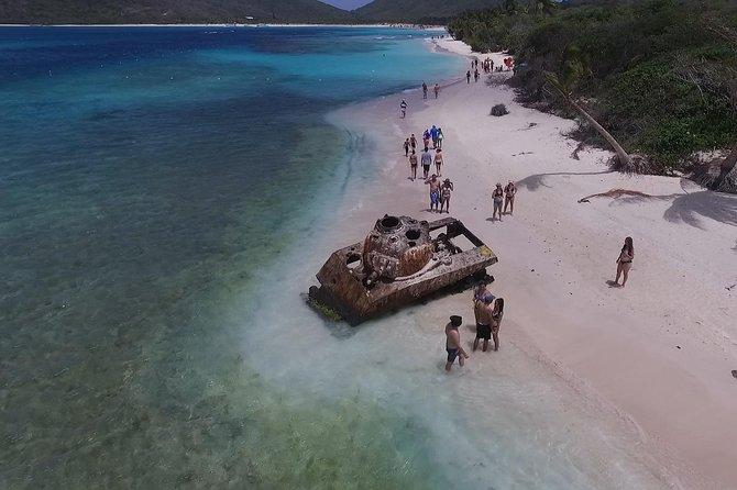 Full-Day Culebra and Flamenco Beach Snorkeling from San Juan, San Juan, PUERTO RICO