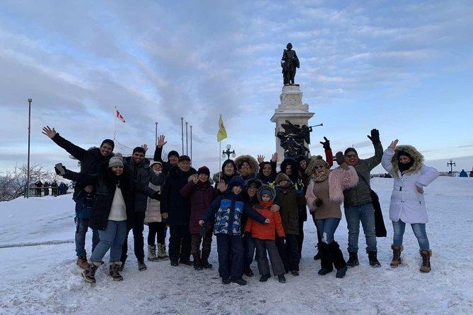 Ciudad de Quebec y las cataratas de Montmorency Tour de 1 día, Montreal, CANADA