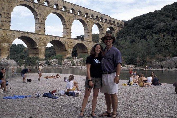 Avignon and Pont du Gard Tour, Toulon, FRANCIA