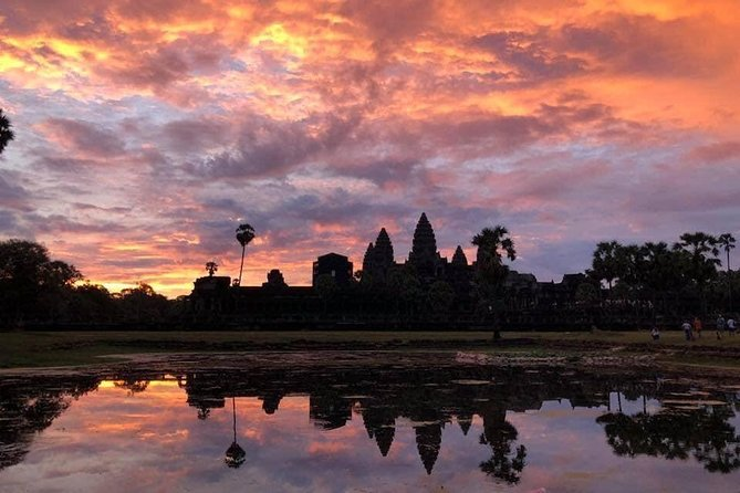 Angkor Wat sunrise Bayon Ta Prohm private from Siem Reap, Siem Reap, Cambodia